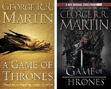 first book of game of thrones