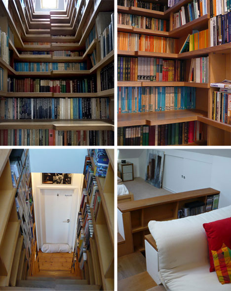 pdf diy building bookcase under stairs download building