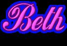 Beth New