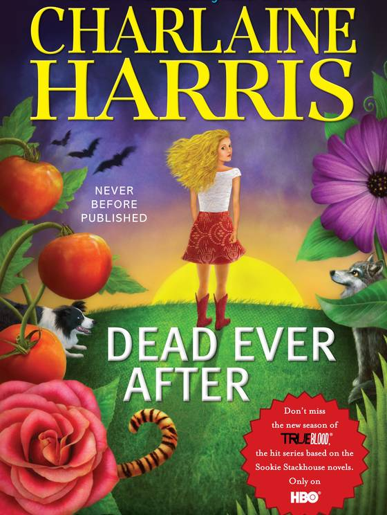 Dead Ever After book cover