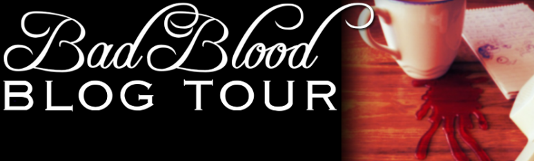 Bad Blood Blog Tour - Long Banner