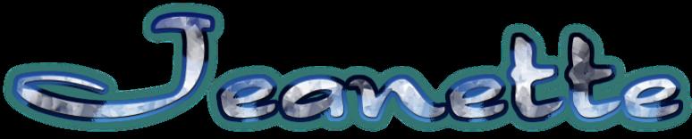 Jeanette Logo