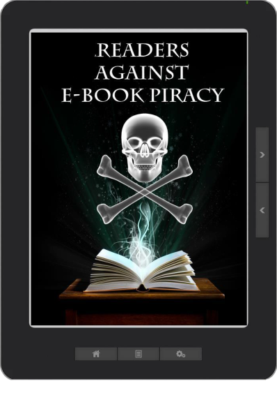 readers against ebook piracy