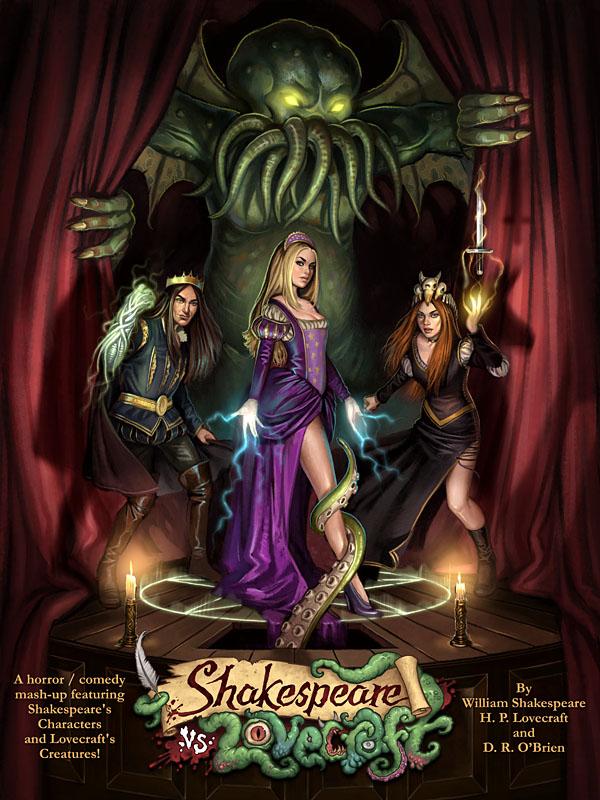 shakespeare v lovecraft