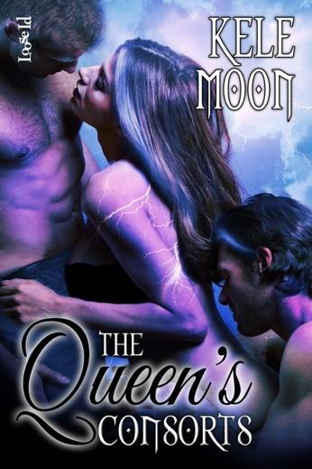 Kele Moon_QueensConsorts_cover