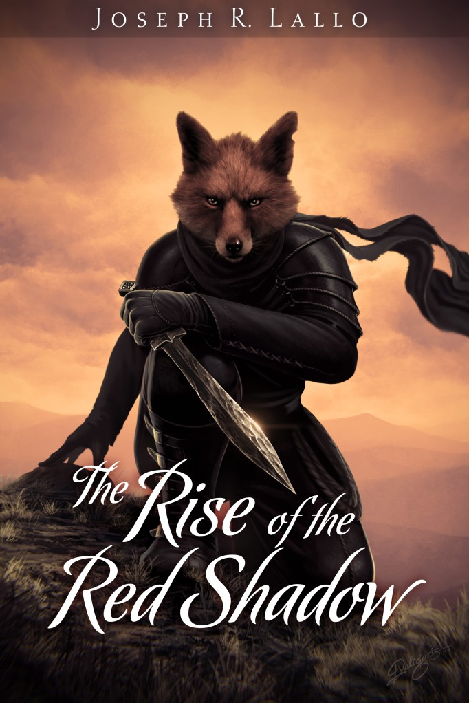 COVER IMAGE - The Rise of the Red Shadow