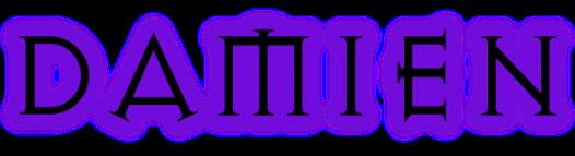 Damien Logo