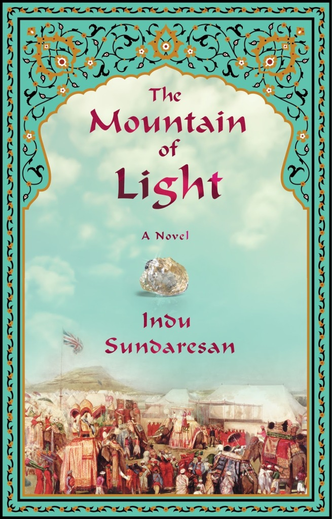 Mountain of LIGHT US cover
