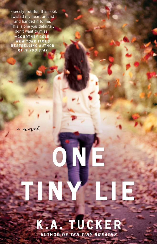 one tiny lie
