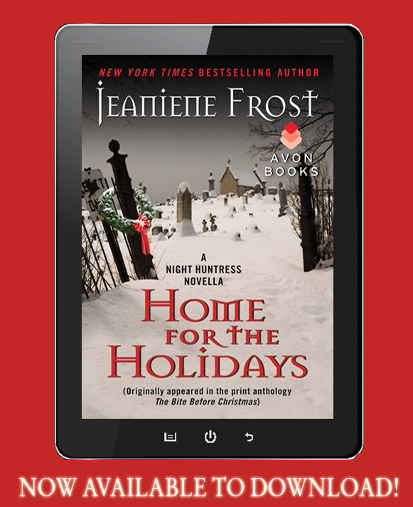 Home for the holidays jeaniene frost