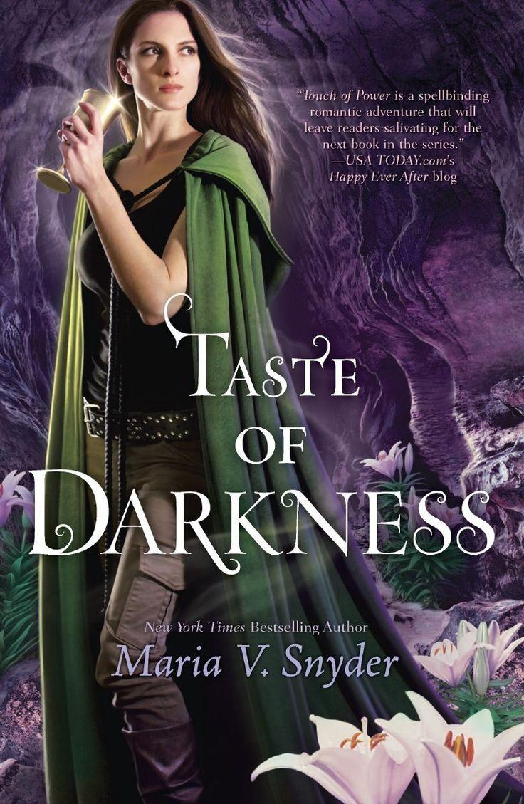 Taste of Darkness (Healer #3) by Maria V. Snyder