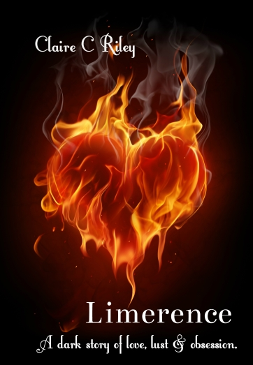 Limerence flaming heart