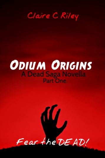 Odium Origins paperback front final