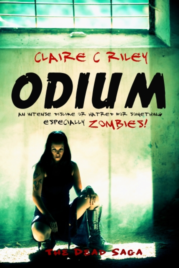 Odium The Dead Saga cover