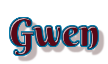 Gwen Signature