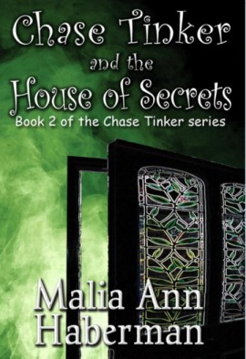 House of secrets new cover