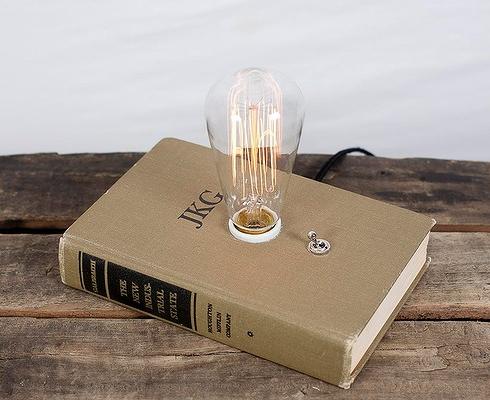 book-lamp