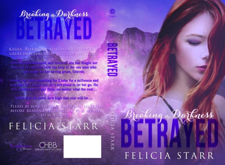 Betrayed Paperback Flat