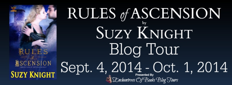 Rules of Ascension by Suzy Knight - banner