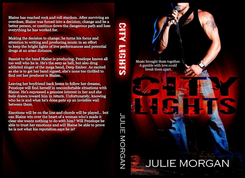 City Lights Paperback Flat