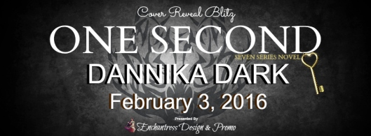 One Second Cover Reveal Blitz Banner