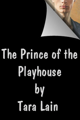 Cover Reveal The Prince of the Playhouse