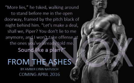 From The Ashes Teaser FINAL