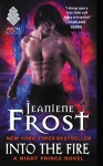 Into the Fire Jeaniene Frost Night Prince