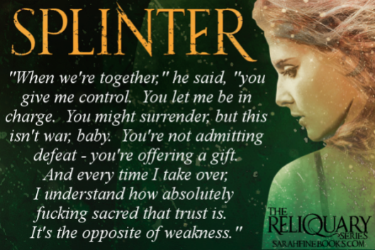 Splinter Teaser 2
