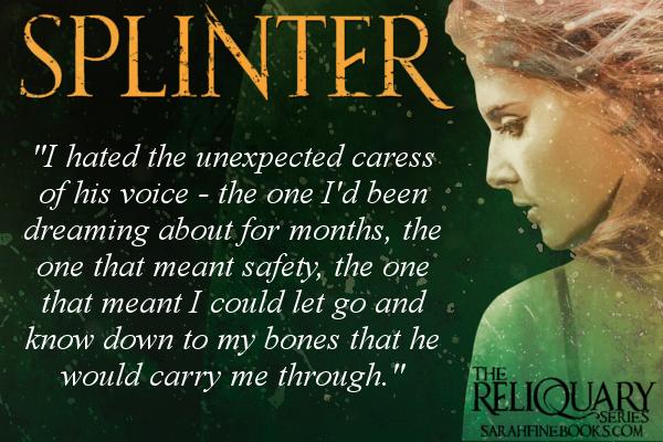 Splinter Teaser